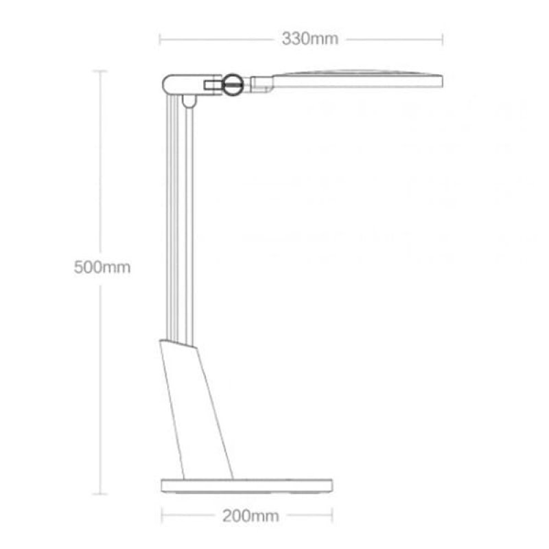 Настольная лампа Yeelight Serene Eye-friendly Desk Lamp Pro (YLTD04YL)