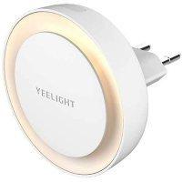 Ночник в розетку Xiaomi Yeelight Plug-in Light Sensor Nightlight (YLYD11YL) Белый