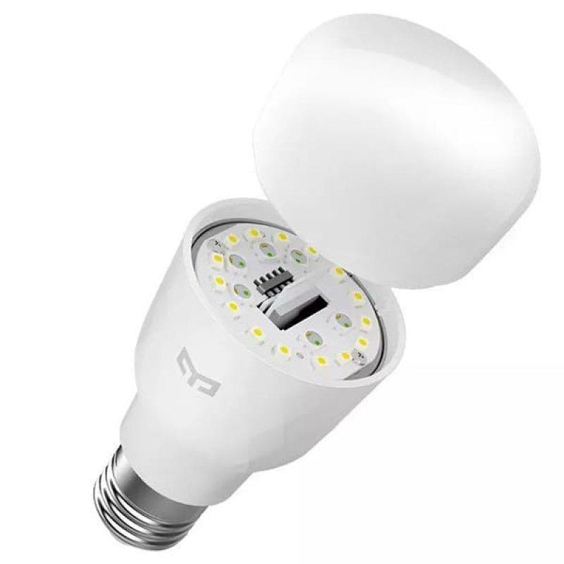 Умная лампочка Yeelight Smart LED Bulb 1S (Color YLDP13YL)