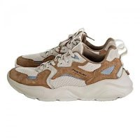 Кроссовки Good FINE PLAN Trend Retro old Shoes 42р. Коричневый-Беж