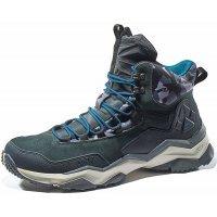 Кроссовки Rax dynamic waterproof bionic hiking shoes Wolf 39р.Черный
