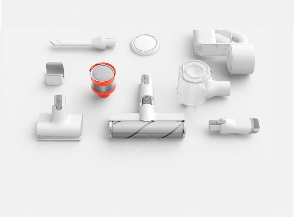 Ручной беспроводной пылесос Xiaomi Mijia Handheld Wireless Vacuum Cleaner 1C купить в СПб