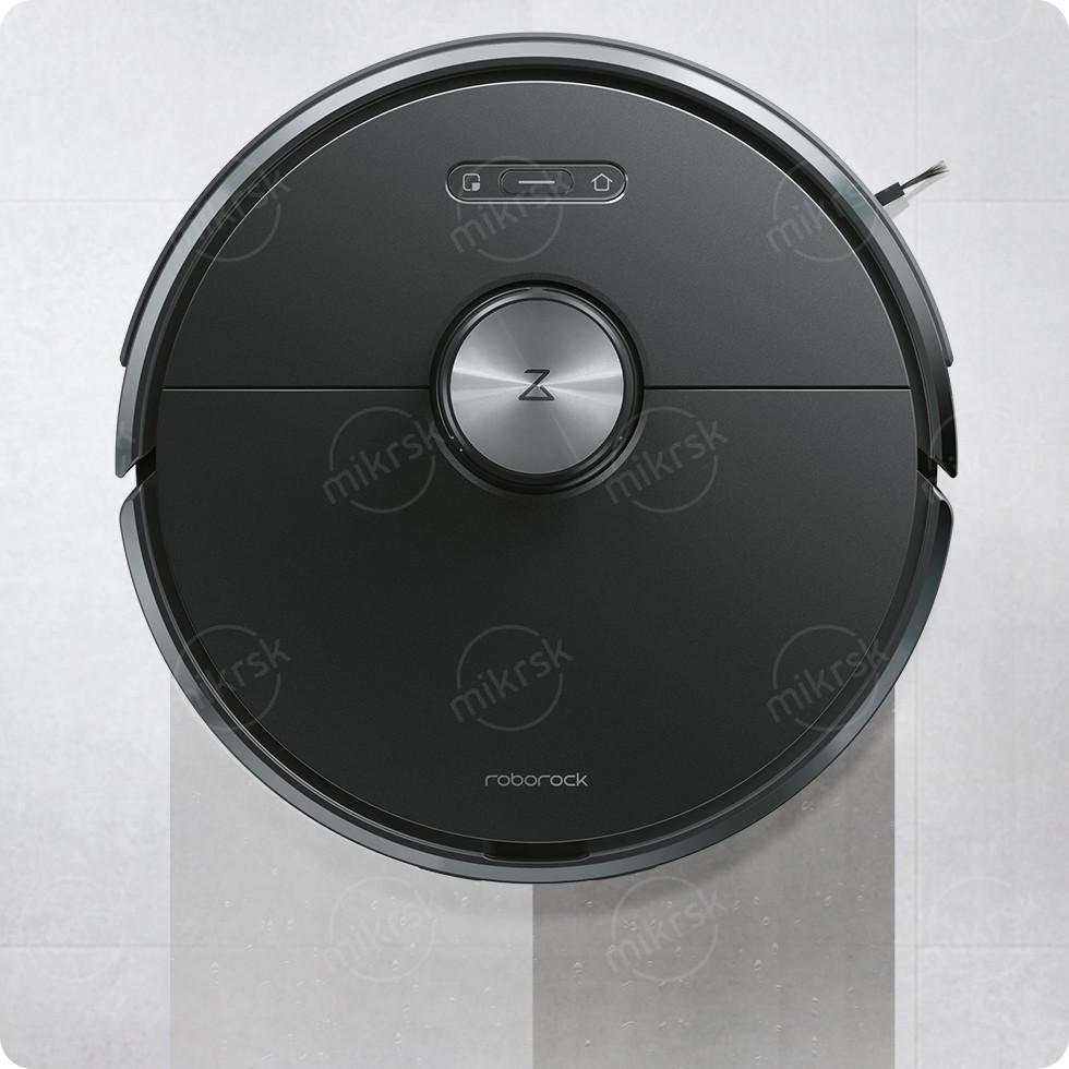 Робот-пылесос Xiaomi Roborock Smart Sweeping Vacuum Cleaner (S6) (черный)