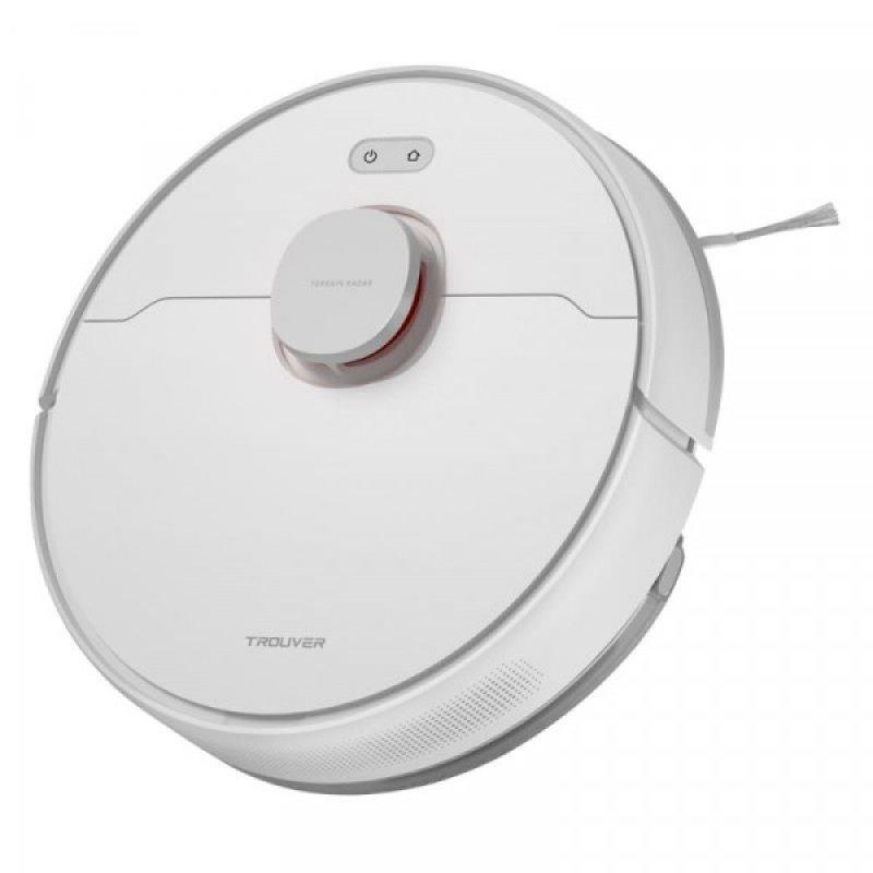 Робот-пылесос Xiaomi TROUVER Robot LDS Vacuum-Mop Finder (RLS3) Белый