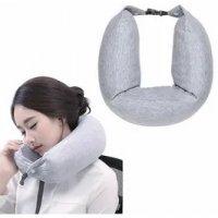 Подушка для шеи Xiaomi 8H multifunctional neck pillow U1 Dark Серый