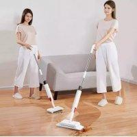 Механическая швабра Deerma Mop Up Body Mop (DEM-TB900) (Белый)