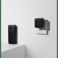 Умный дверной видео-звонок Xiaomi Mi Smart Doorbell 2 ( MJML02-FJ) (черный)