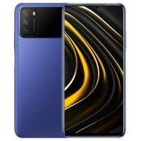 Смартфон Xiaomi POCO M3 4/64 Гб (Синий)