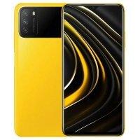 Смартфон Xiaomi POCO M3 4/128 Гб (Желтый)