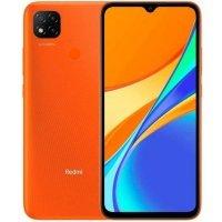 Смартфон Xiaomi Redmi 9C NFC 3/64 Гб (Оранжевый)