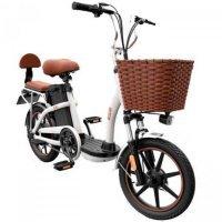 Электровелосипед XIAOMI HIMO C16 (Бежевый)
