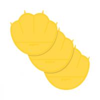 Подставки для кружки Xiaomi Qualitell Сat Claw Желтая