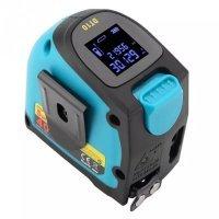 Лазерная рулетка Mileseey DT10 Laser Tape Measurer