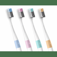 Набор зубных щеток Xiaomi Doctor B Support Bass Soft Toothbrush (4 шт)