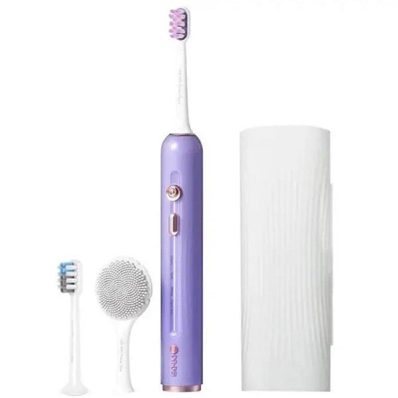 Электрическая зубная щётка DR.BEI Sonic Electric Toothbrush E5 (DR.BEI E5) Пурпурный