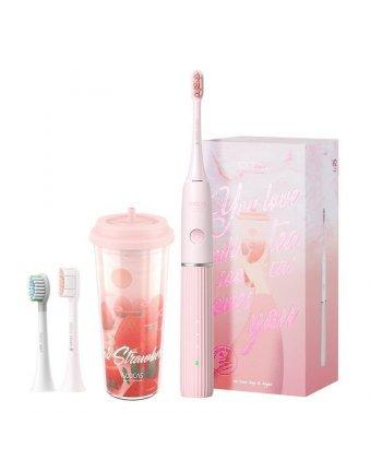 Электрическая зубная щётка SOOCAS Sonic Electric Toothbrush V2 (Розовая)
