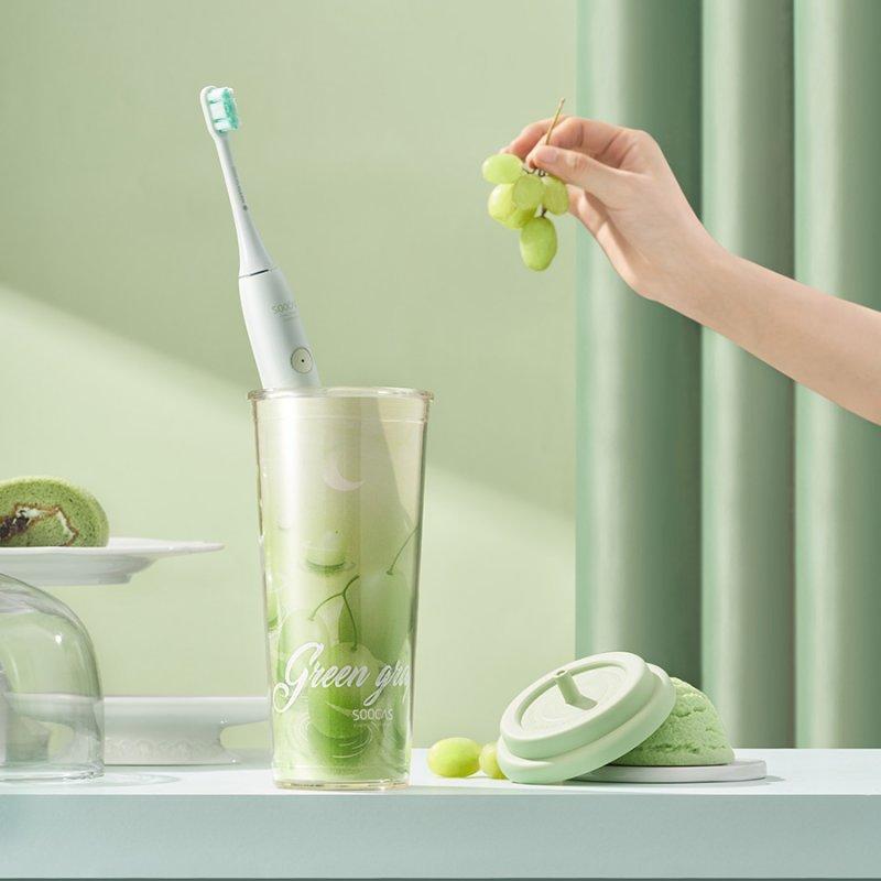 Электрическая зубная щётка SOOCAS Sonic Electric Toothbrush V2 (Зеленая)