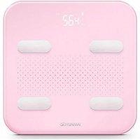 Умные весы Yunmai S Bluetooth Smart Scale  ((M1805) РСТ Розовый