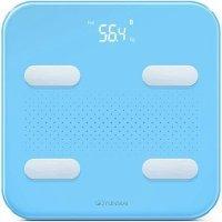 Умные весы Yunmai S Bluetooth Smart Scale  ((M1805) РСТ Голубой