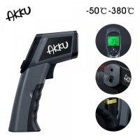 Бытовой термометр инфракрасный AKKU Infrared Thermometer (AK332)