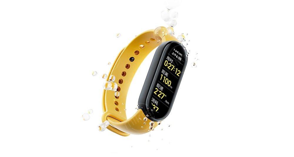 Фитнес-браслет Xiaomi Mi Band 6 купить в СПб