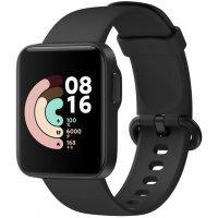 Умные часы Xiaomi Mi Watch Lite (RedmiWT02) (EU) Черный