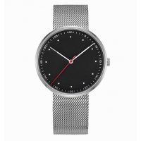 Часы Xiaomi TwentySeventeen W001Q Light Fashion Quartz Watch Dark Night Черный