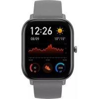 Умные часы Xiaomi Huamii AmazFit GTS (Серый)