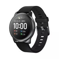 Умные часы Xiaomi Haylou Solar Smart Watch LS05 (EU) (Черный)