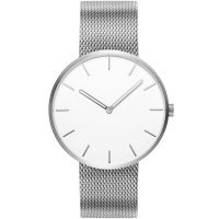 Часы Xiaomi TwentySeventeen W001Q Light Fashion Quartz Watch Brilliant Серебро