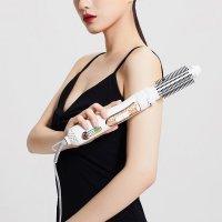 Гибридный стайлер для волос WellSkins Hot Air Comb Белый