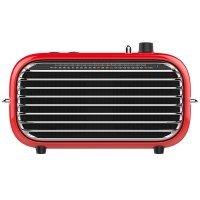 Портативная колонка Xioami Lofree Poisonous Bluetooth Speaker Красный