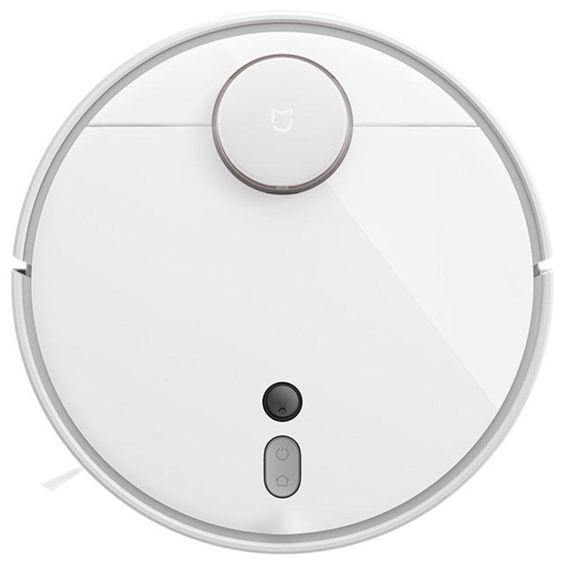 Робот-пылесос Xiaomi Mi Robot Vacuum 1S (SDJQR03RR)