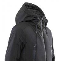 Куртка с подогревом Xiaomi 90Points Temperature Control Jacket (чёрный) размер XL
