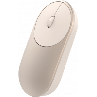 Мышь беспроводная Xiaomi Mi Portable Mouse Gold