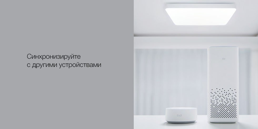 Потолочная лампа Yeelight Meteorite LED Ceiling Lamp Pro (белый/white)